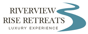 Riverview Rise Retreats logo