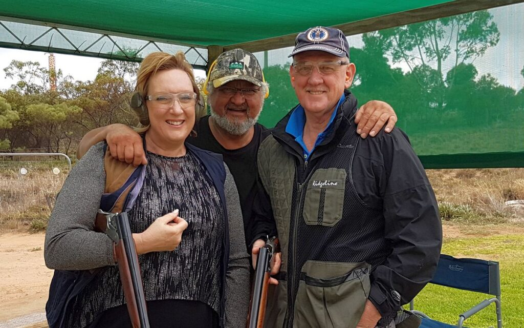 Try skeet shooting at a best hotel getaway in SA